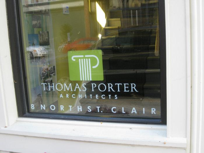 Thomas Porter Architects Logo