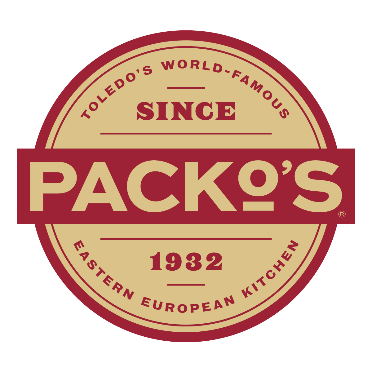 Pack'os at the Park Logo