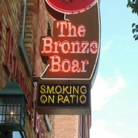 The Bronze Boar Logo