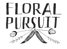 Floral Pursuit Logo